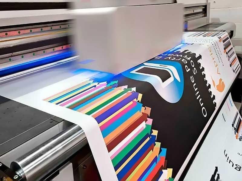 چاپ بنر فوری در کمترین زمان ممکن
